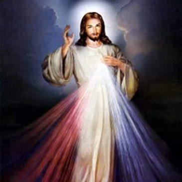 Festa della Divina Misericordia